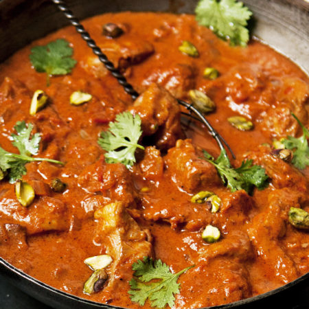what's for dinner? 5 family meals for under $10 - Zingy butter chicken curry